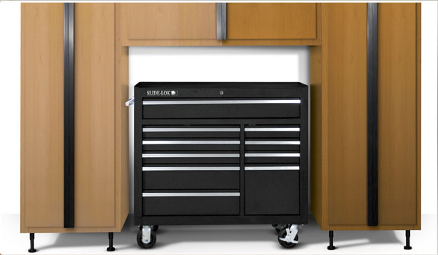 Toolchest Garage Organization, Storage Cabinet